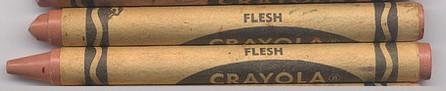 three-flesh-crayola-crayons